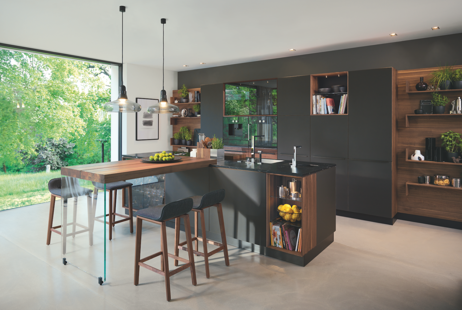 Kitchen trends 2017 - Copper Accents